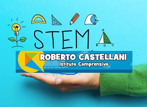 Logo STEM IC Castellani