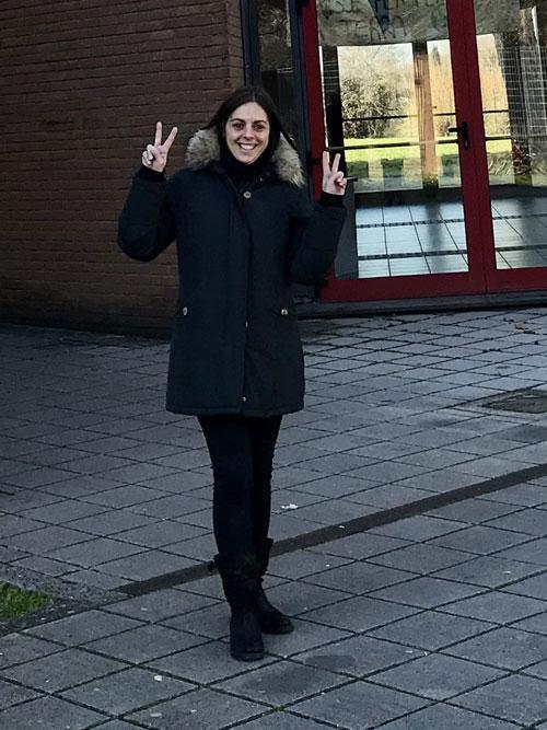 Professoressa Cristina Terranova